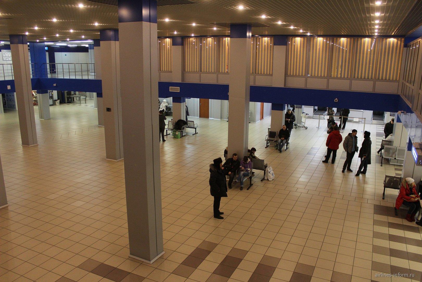 В аэропорту Норильск Алыкель