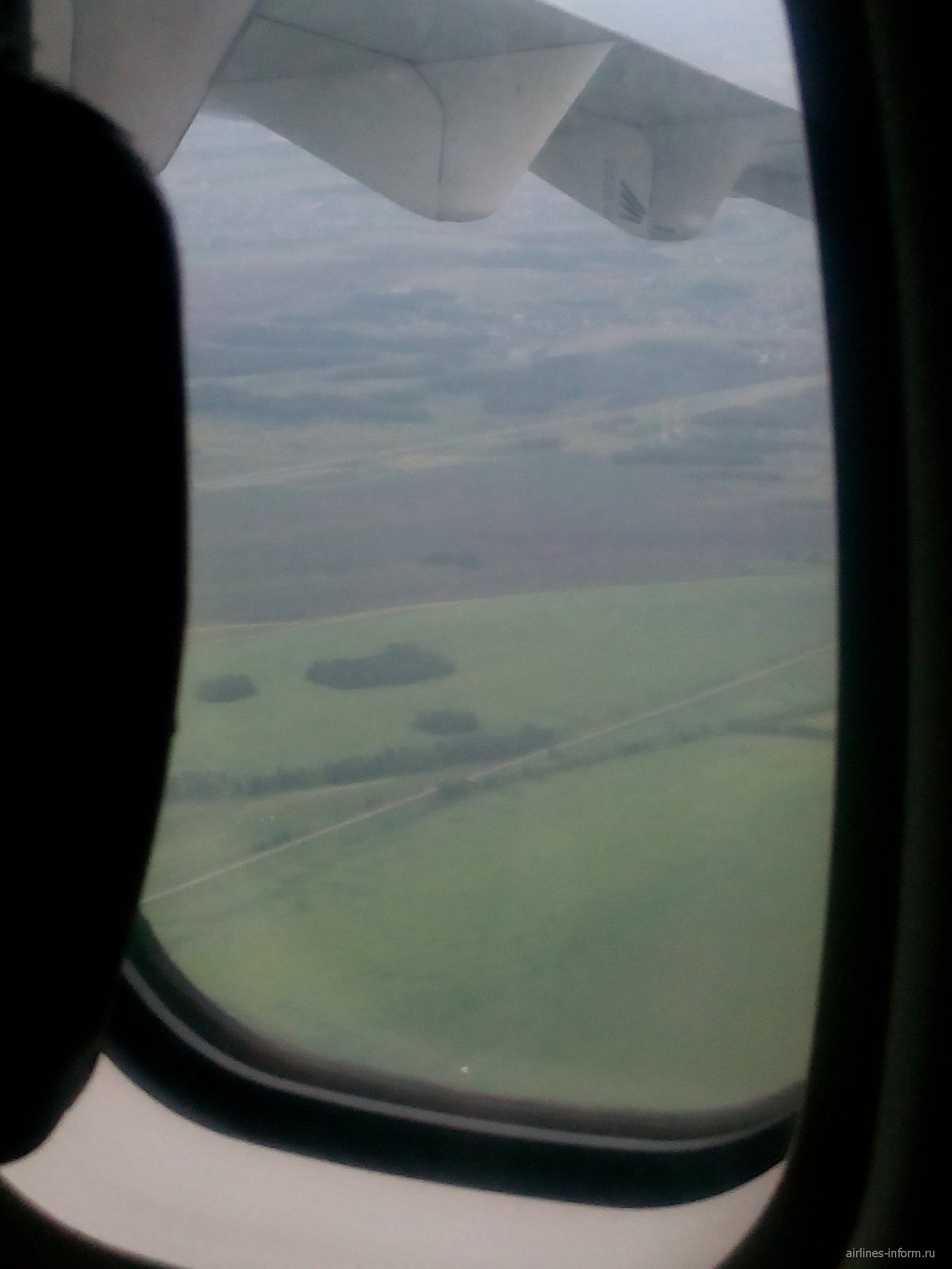 Рейс Стрежевой-Красноярск авиакомпании Нордстар