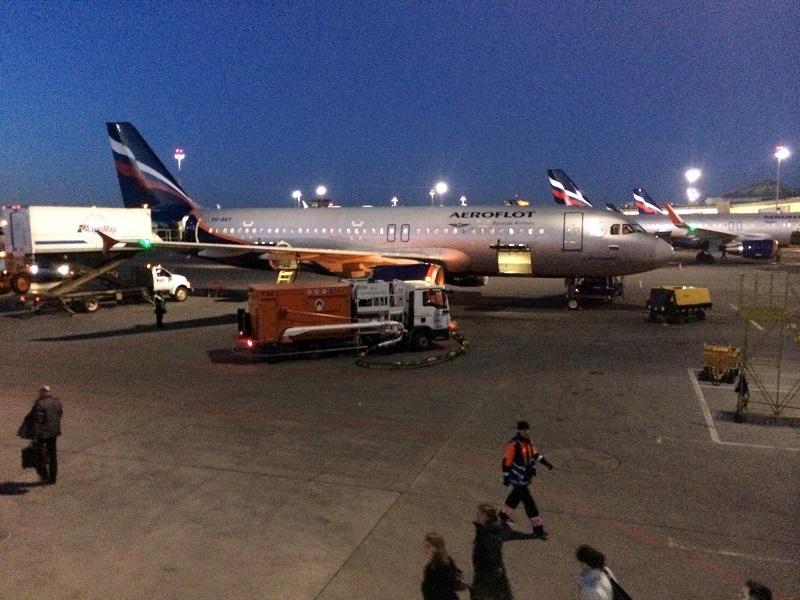 Airbus A320 Аэрофлота