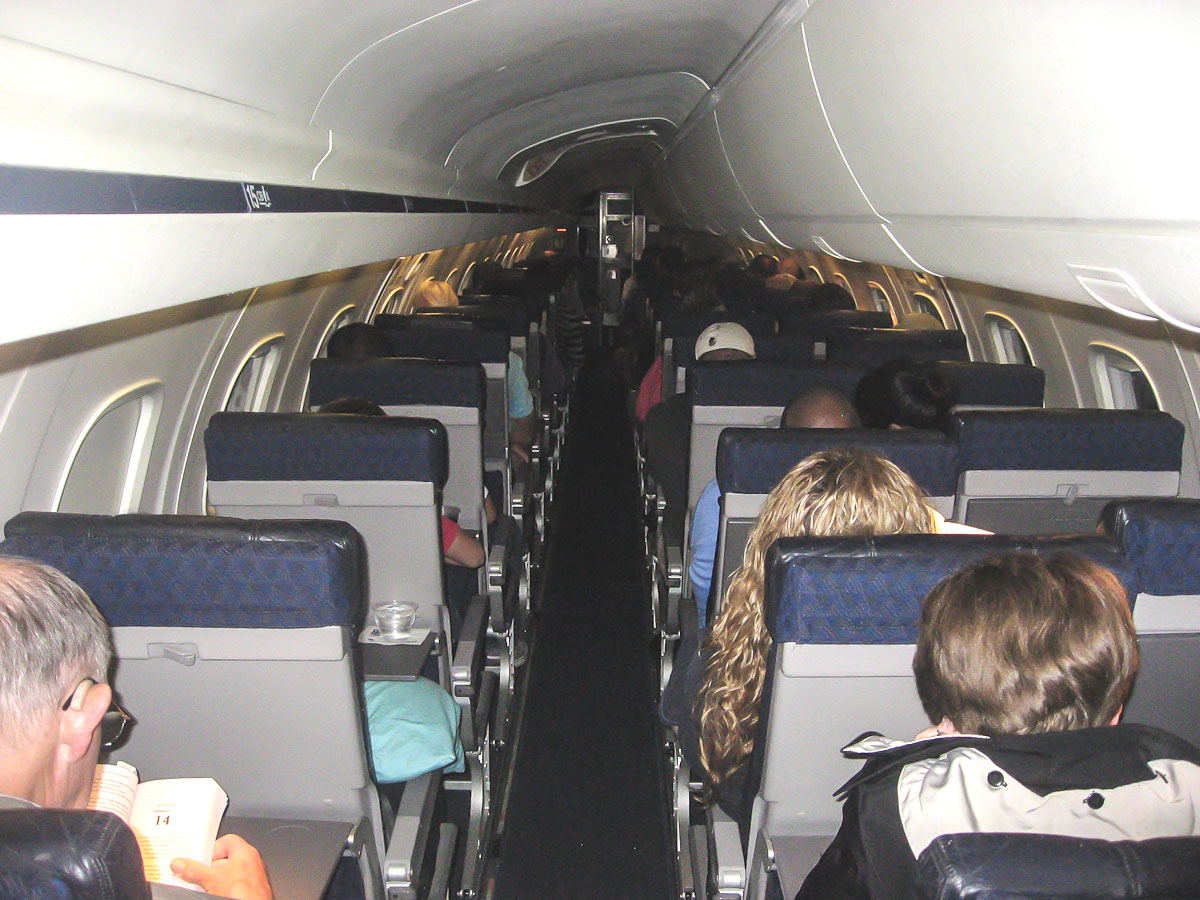 Embraer ERJ140 of American Eagle Airlines