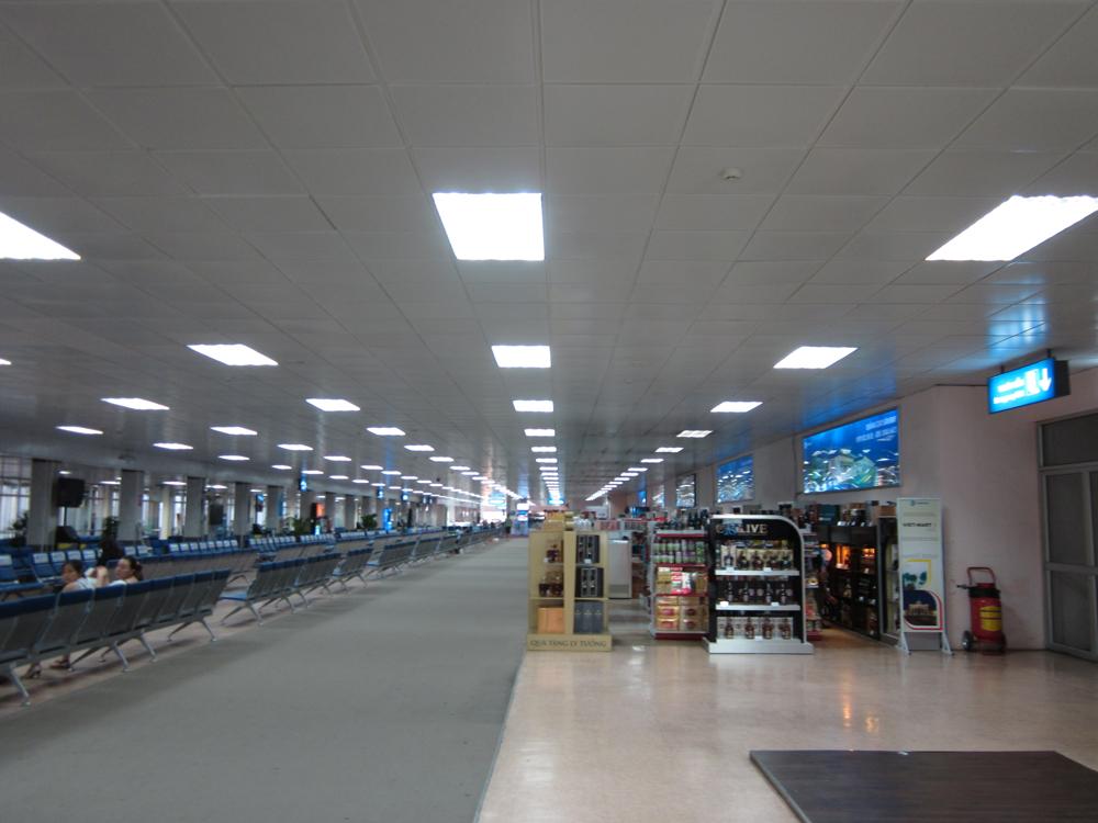 В аэропорту Хошимина