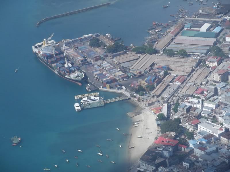 View of Zanzibar