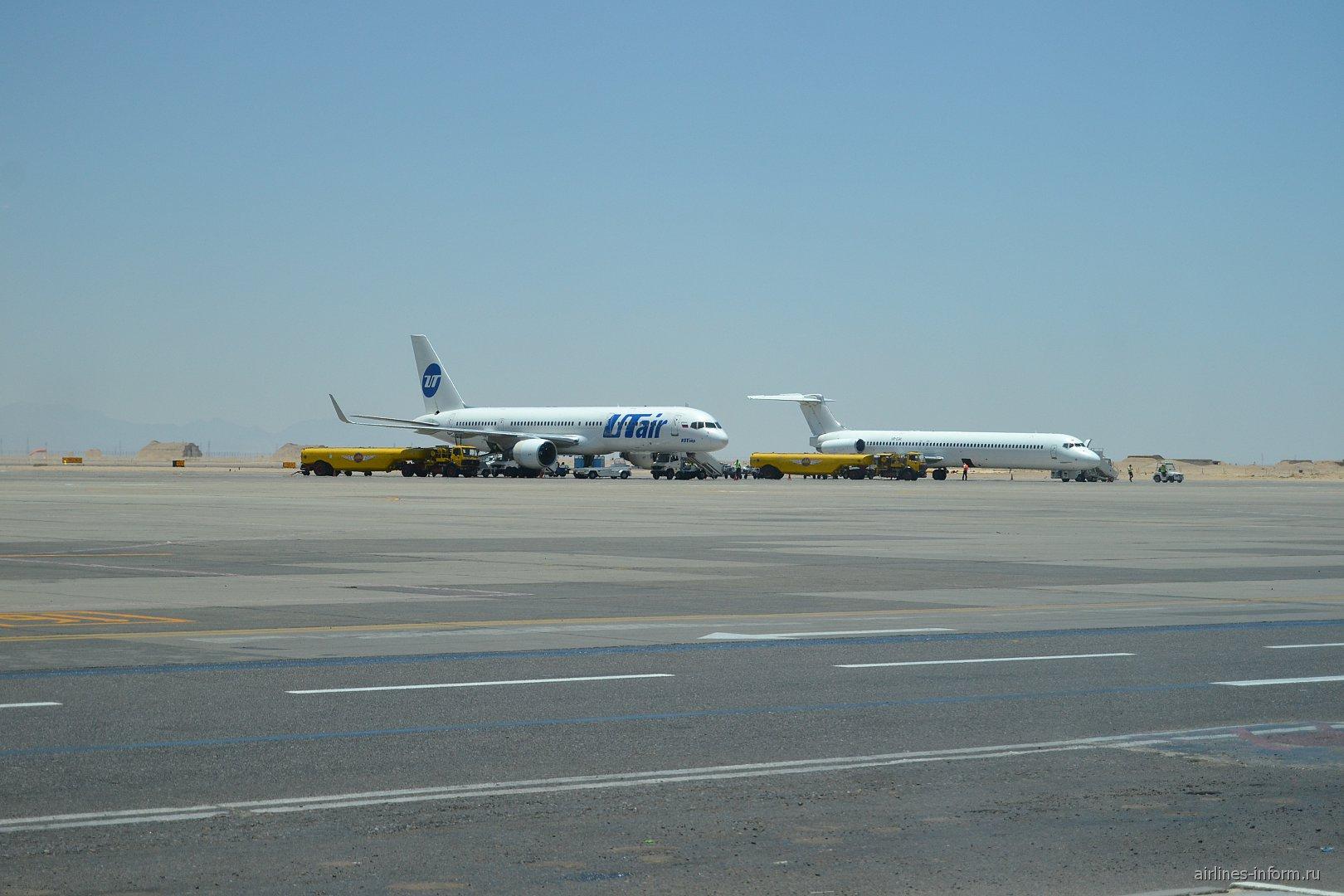 В аэропорту Хургада