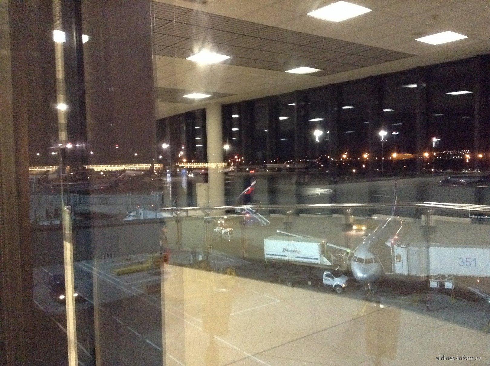 переходим в терминал