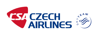Logo of CSA Czech Airlines