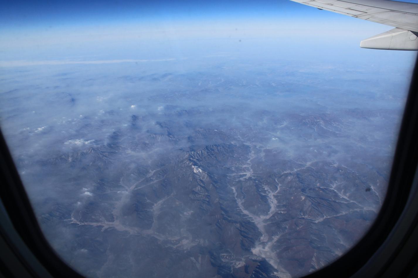 Рейс Сеул-Владивосток авиакомпании Korean Air