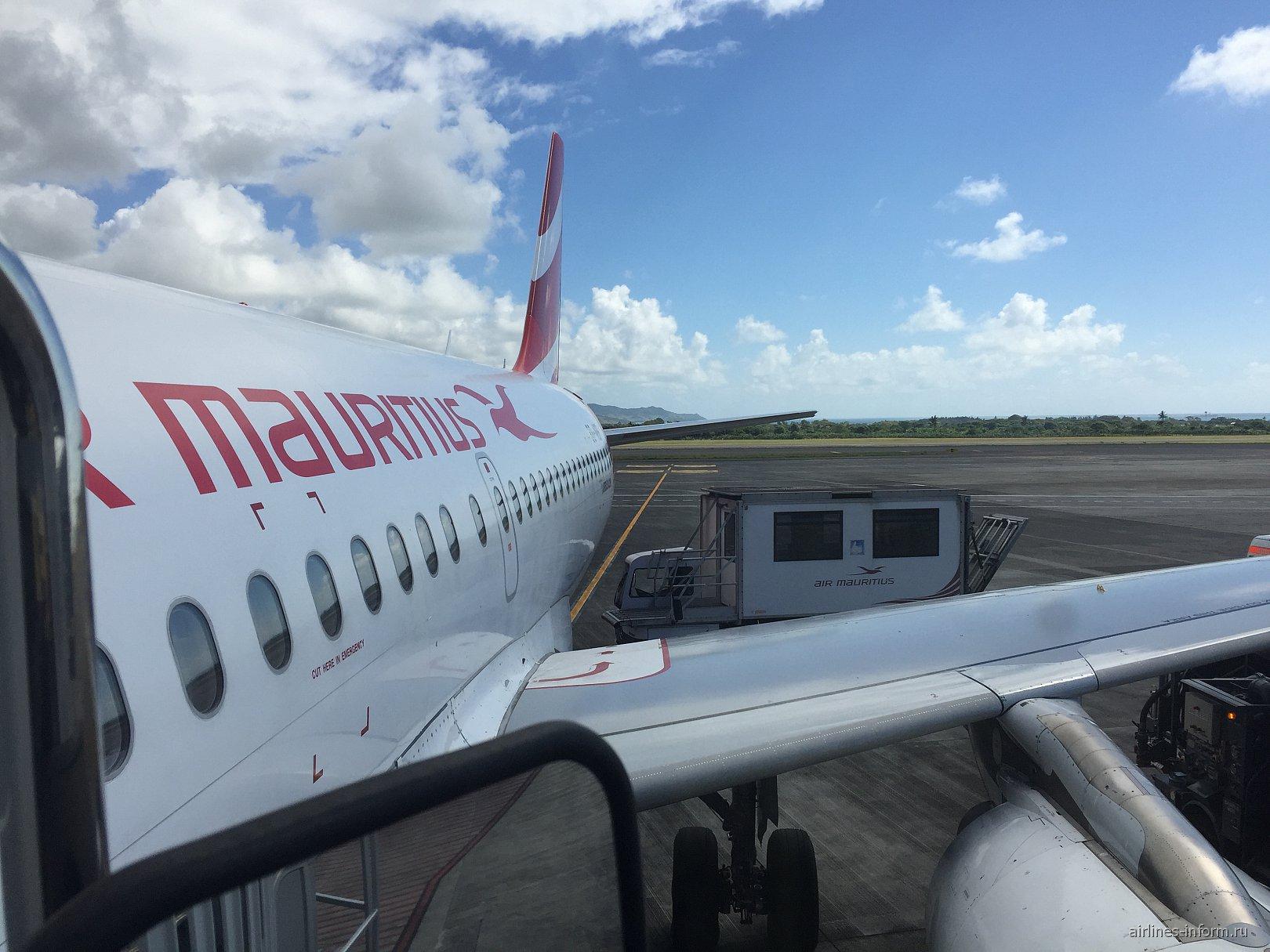 Маврикий - Дюрбан (ЮАР) c Air Mauritius!