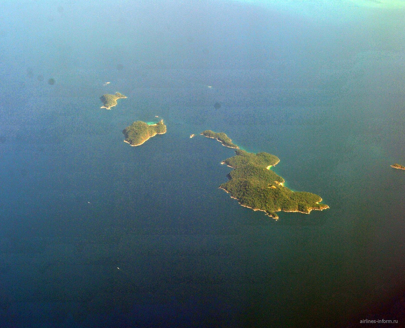 Острова в Бенгальском заливе