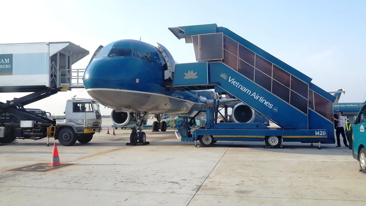 Путешествие в дальний край. Этап 3 : «Вьетнамские авиалинии»  Гонконг (Макао) – Хошимин на А-321-200