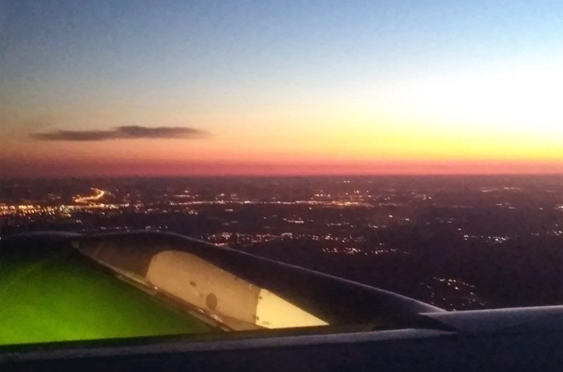 Рейс 5639 авиакомпании S7 Москва(DME)-Анталья