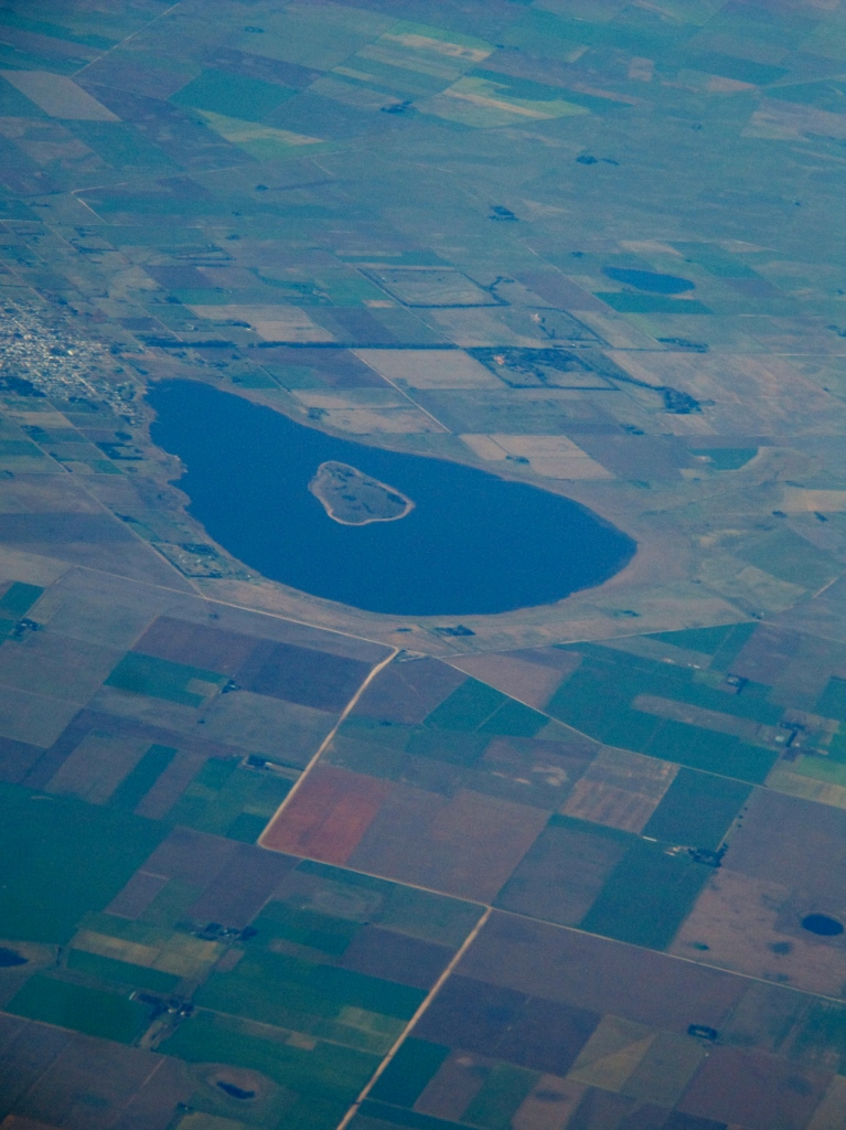 В полете над Аргентиной