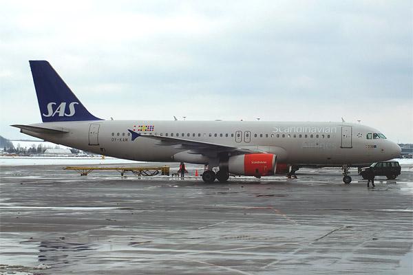 СПб - Копенгаген - СПб с авиакомпанией SAS