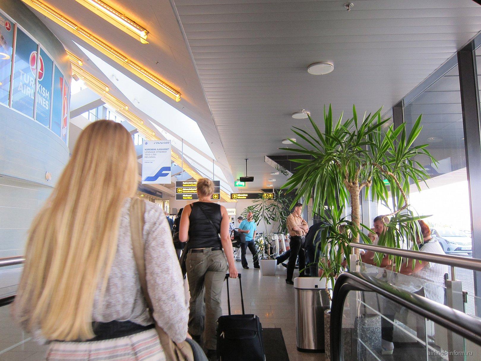 Аэропорт Таллинн
