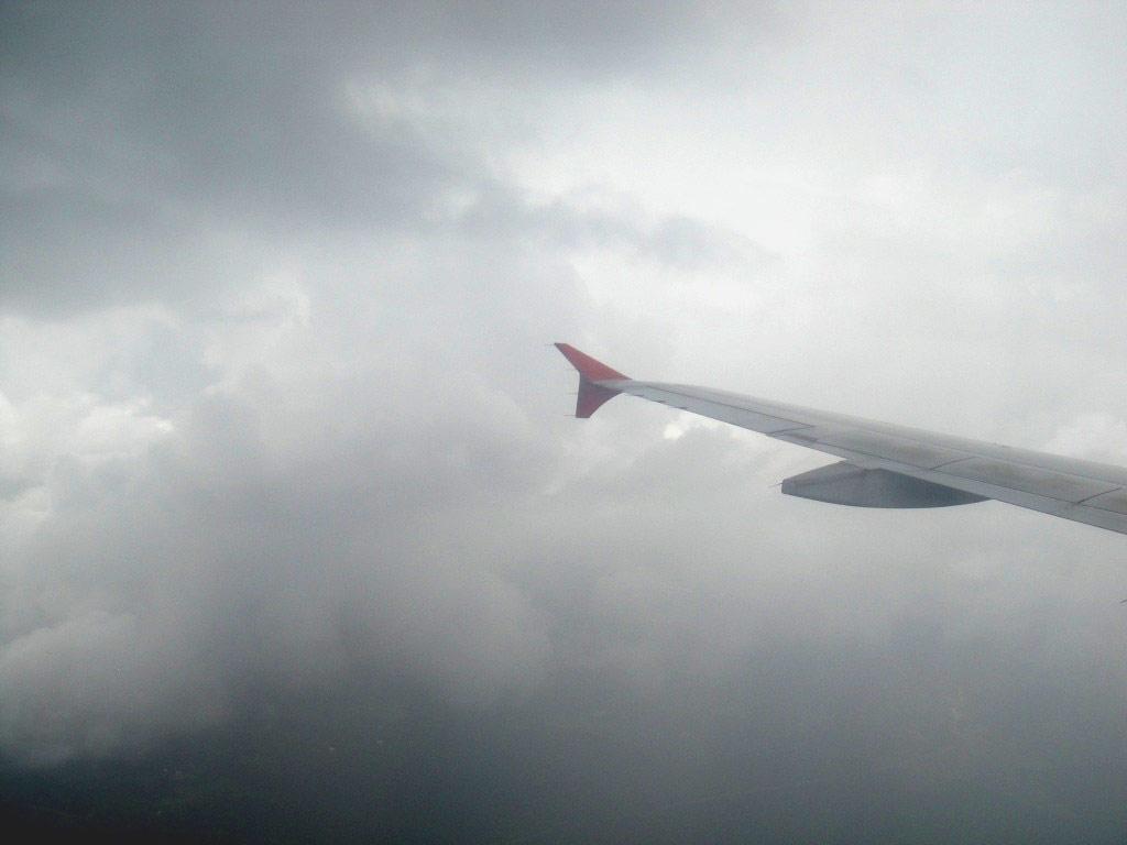 Рейс Сингапур-Куала-Лумпур