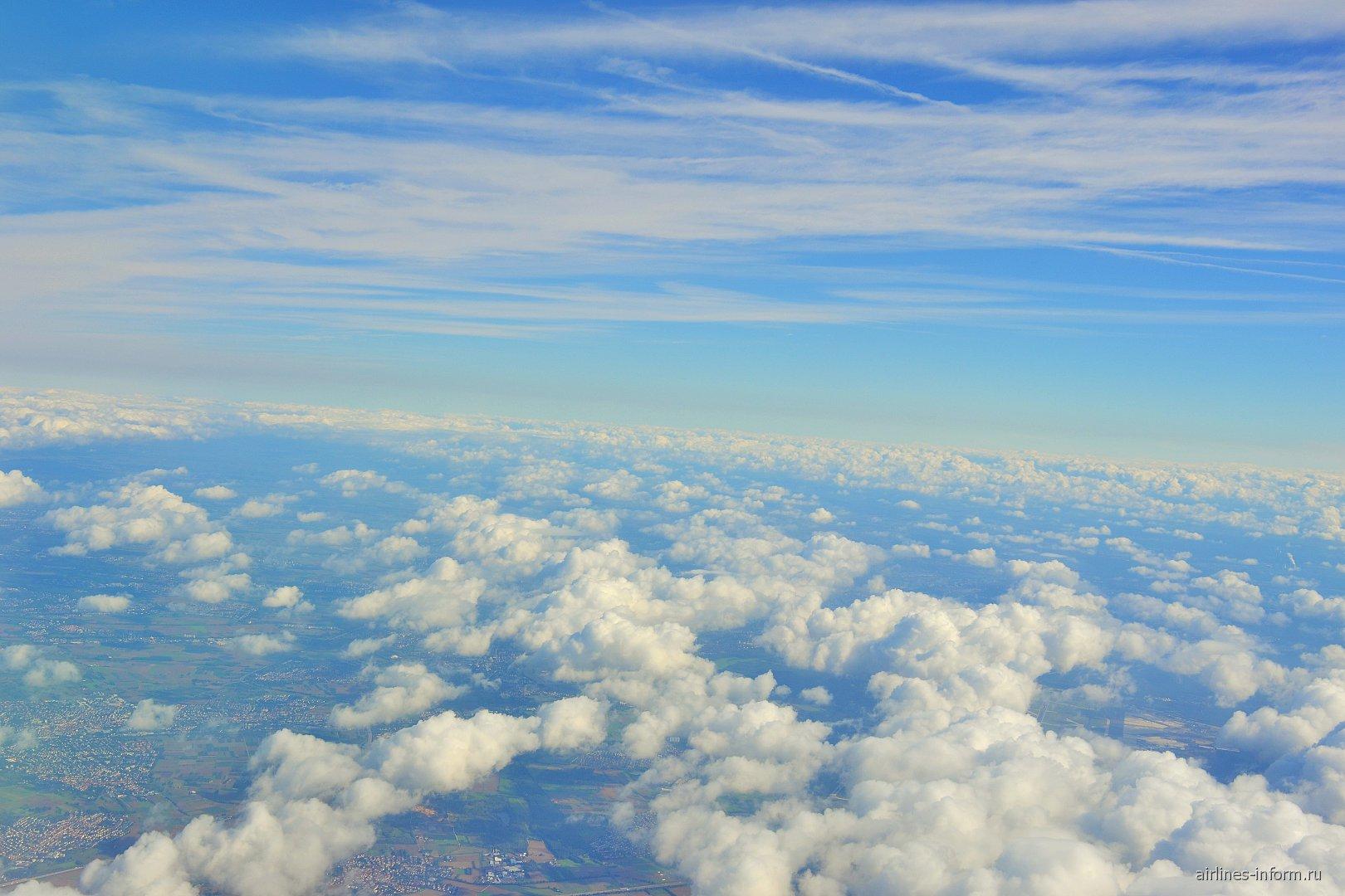 Облака в Германии