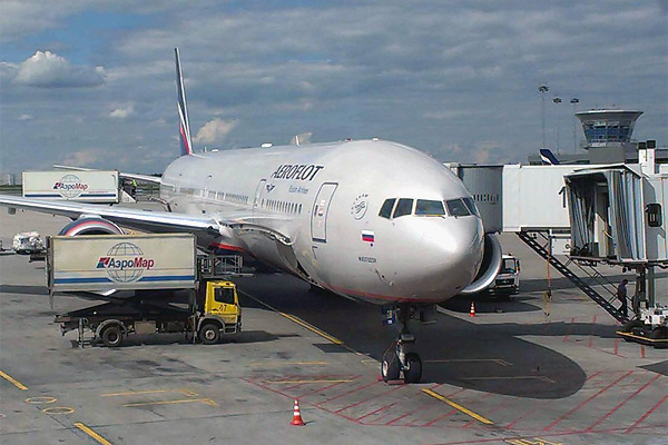 Обзор рейса su1730 а/к Аэрофлот по марштруту  Москва-Петропавловск-Камчаткий на боинге 777-300er