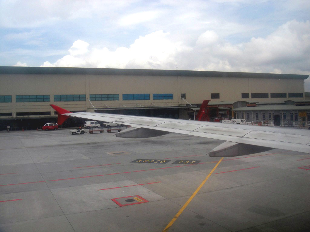 Low cost terminal in the Kuala Lumpur International Airport