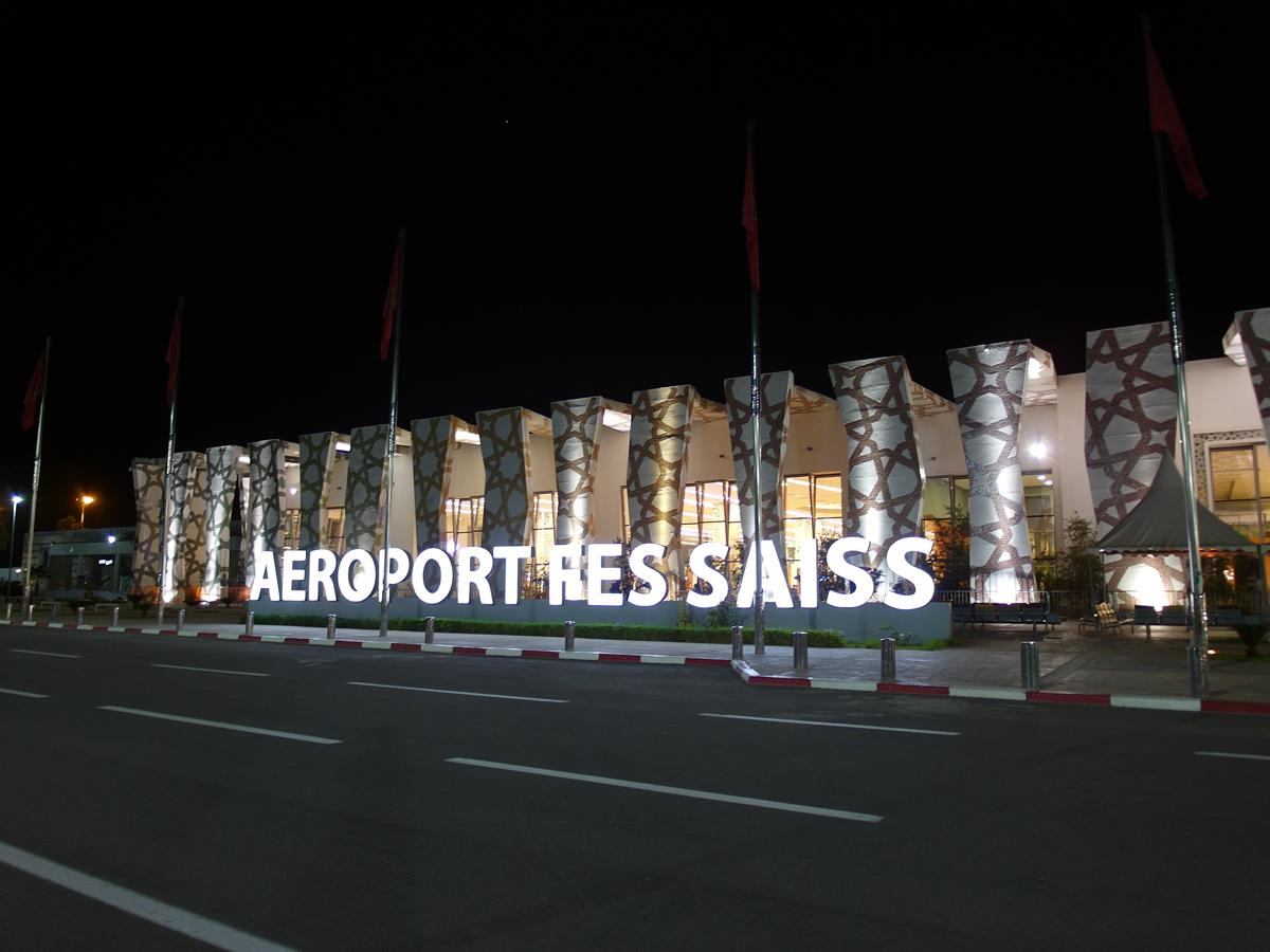 Аэровокзал аэропорта Фес-Саи