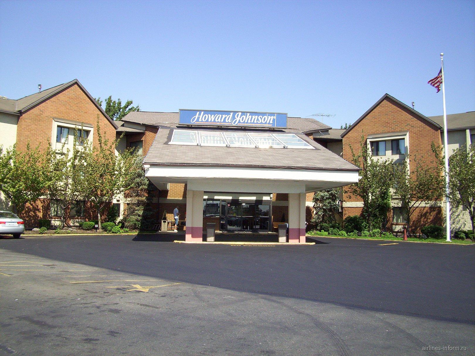 Гостиница в аэропорту Ньюарк