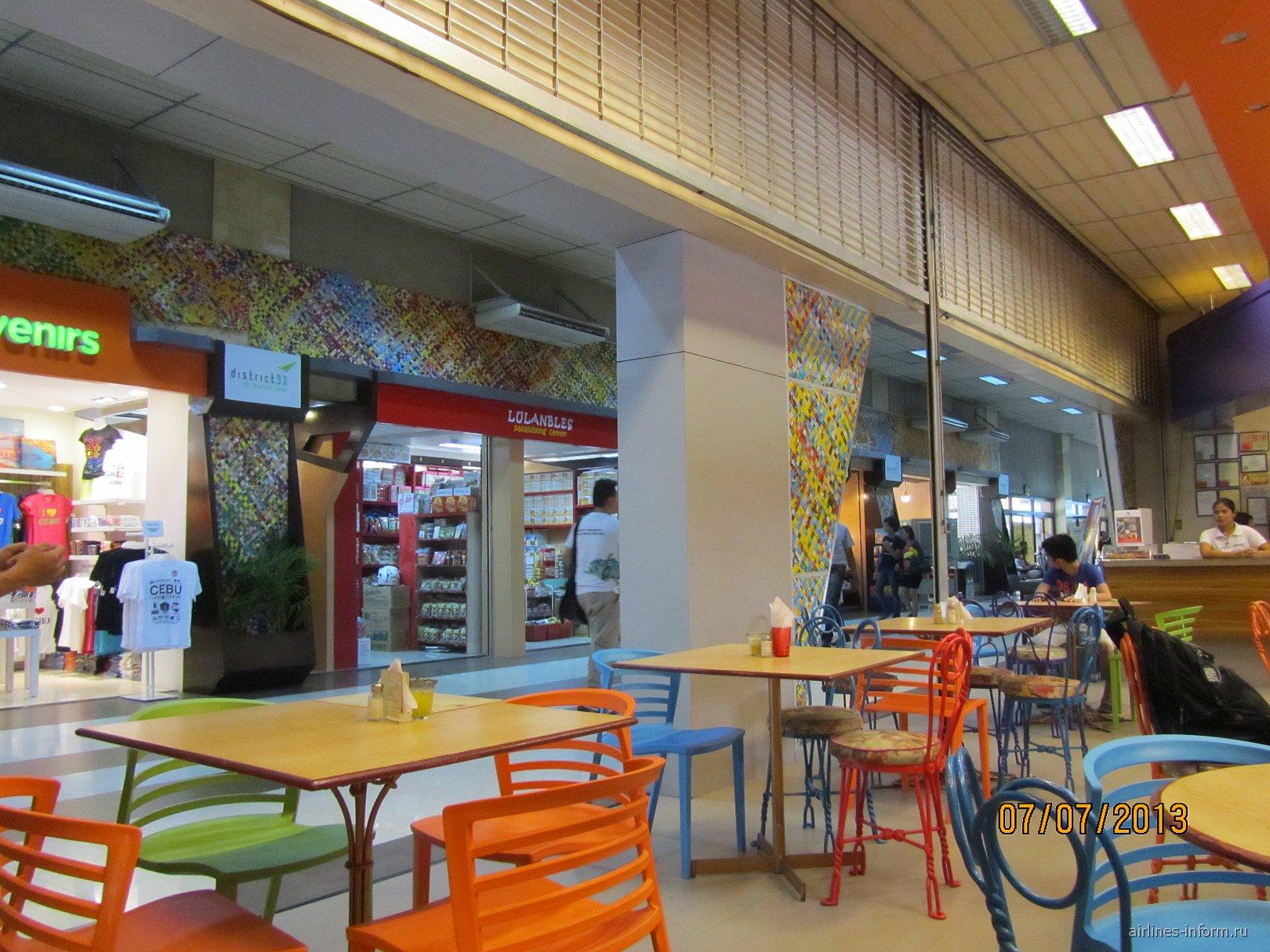 Аэропорт Мактан Себу