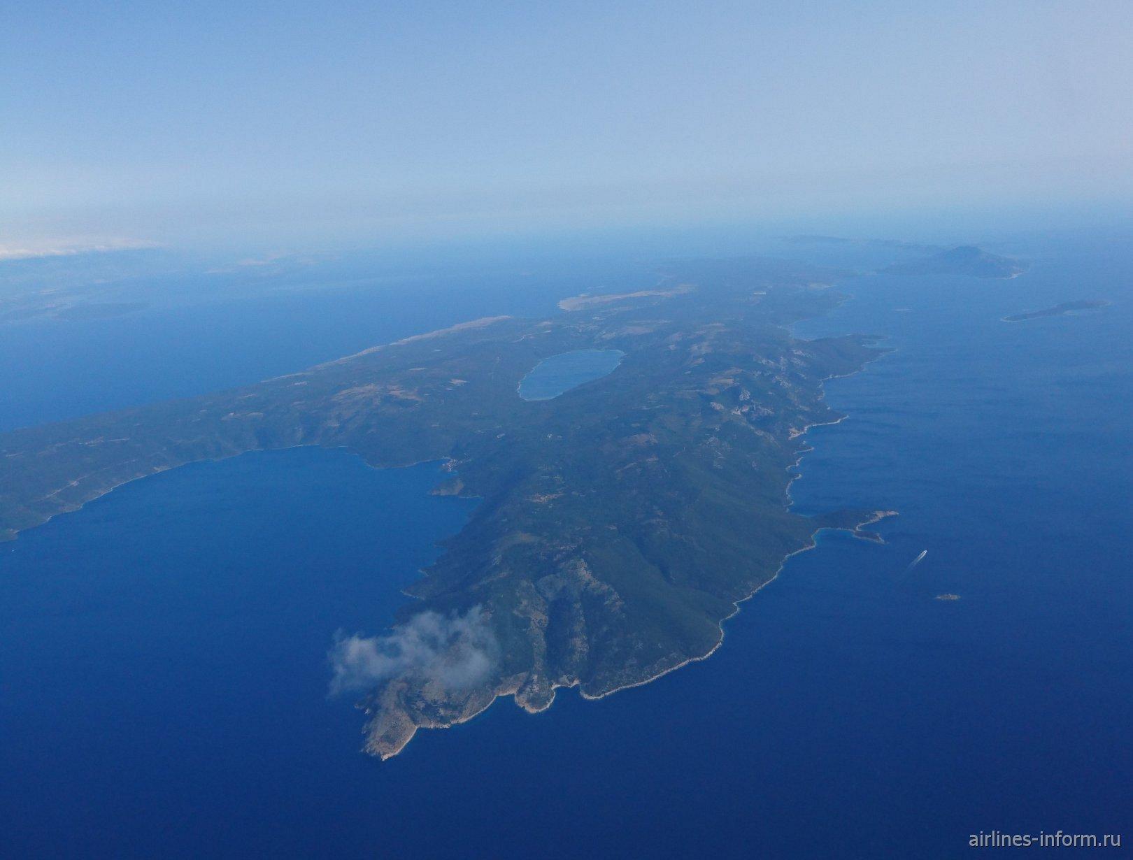 Острова в Адриатическом море на севере Хорватии
