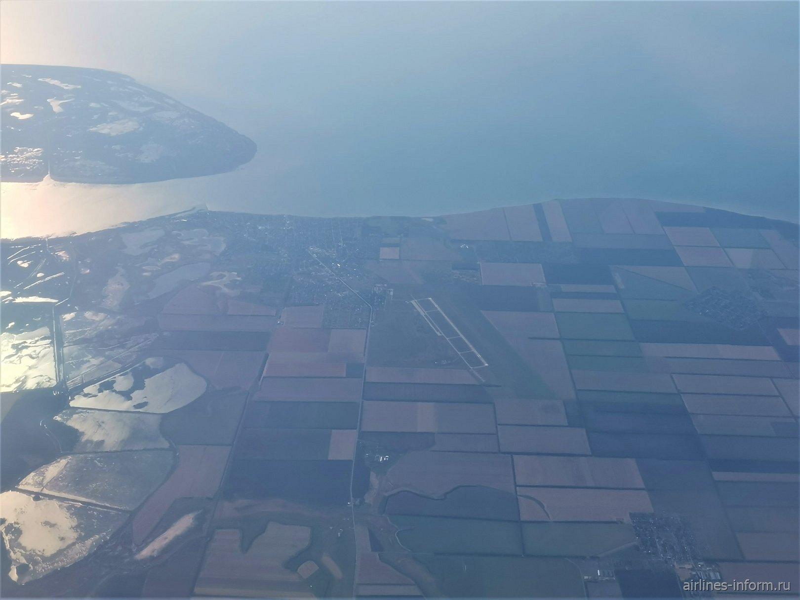 Военный аэродром Приморско-Ахтарск