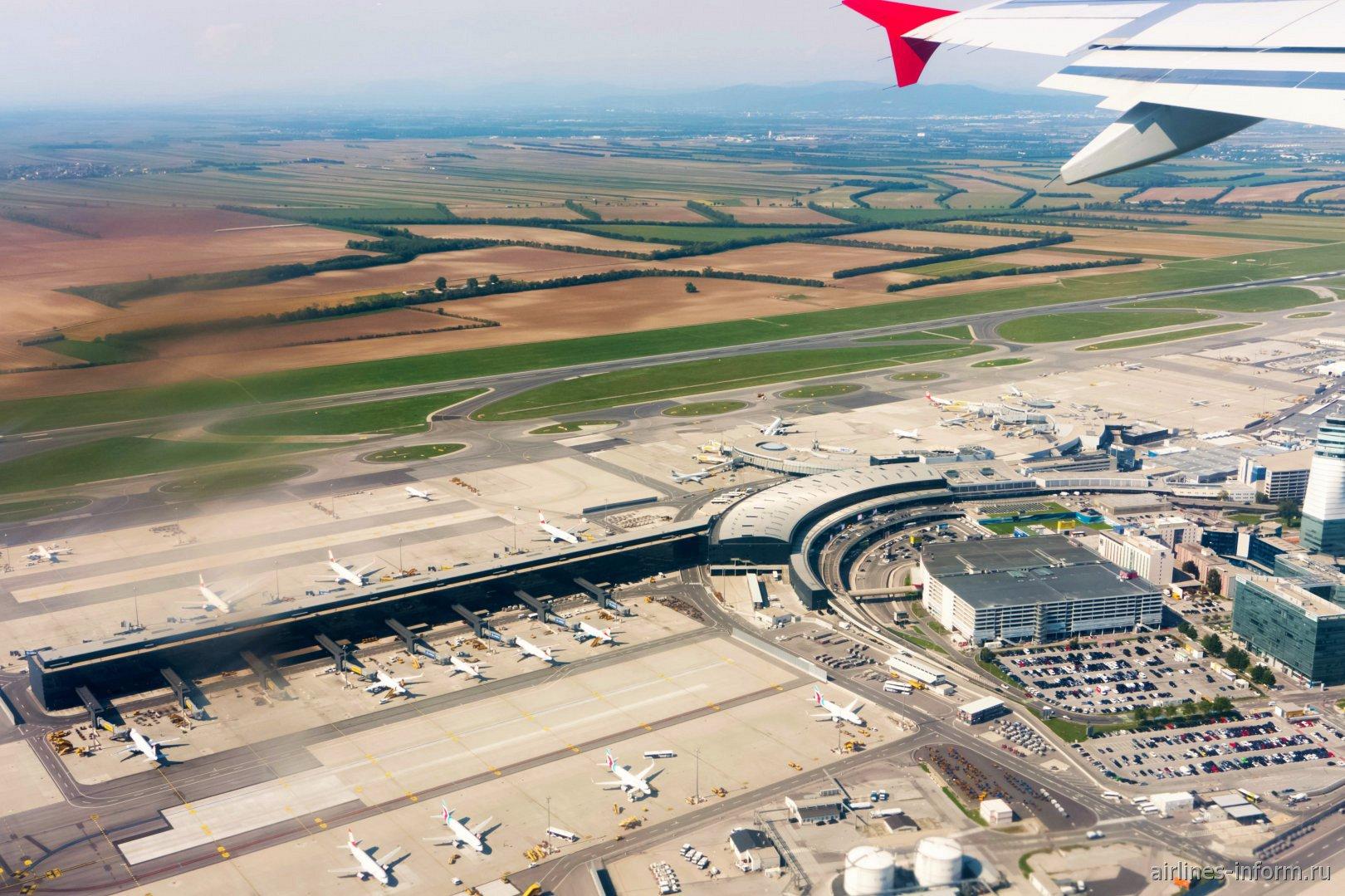 Аэропорт Вена Швехат