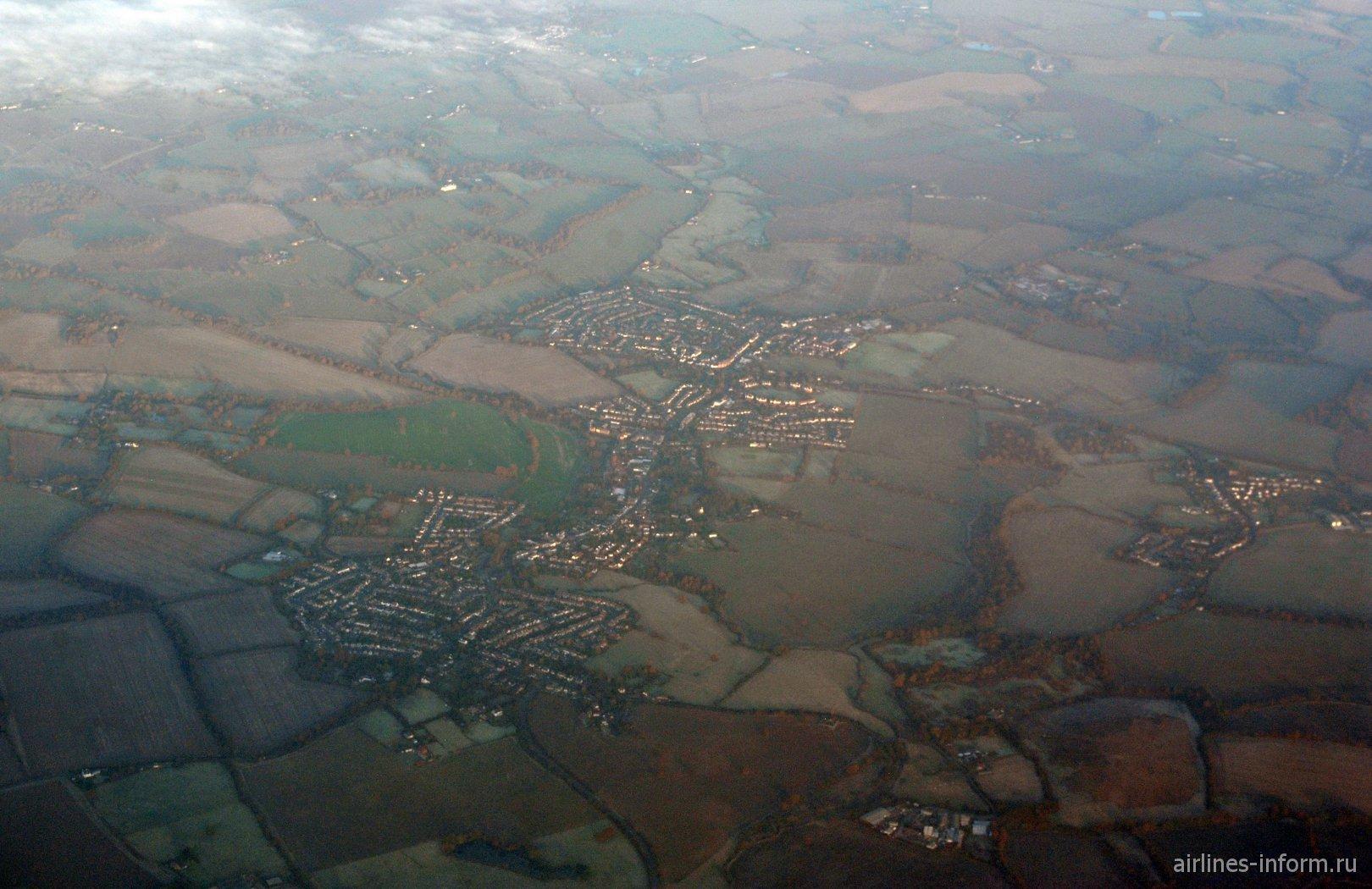 Городок Chipping Ongar в окрестностях Лондона