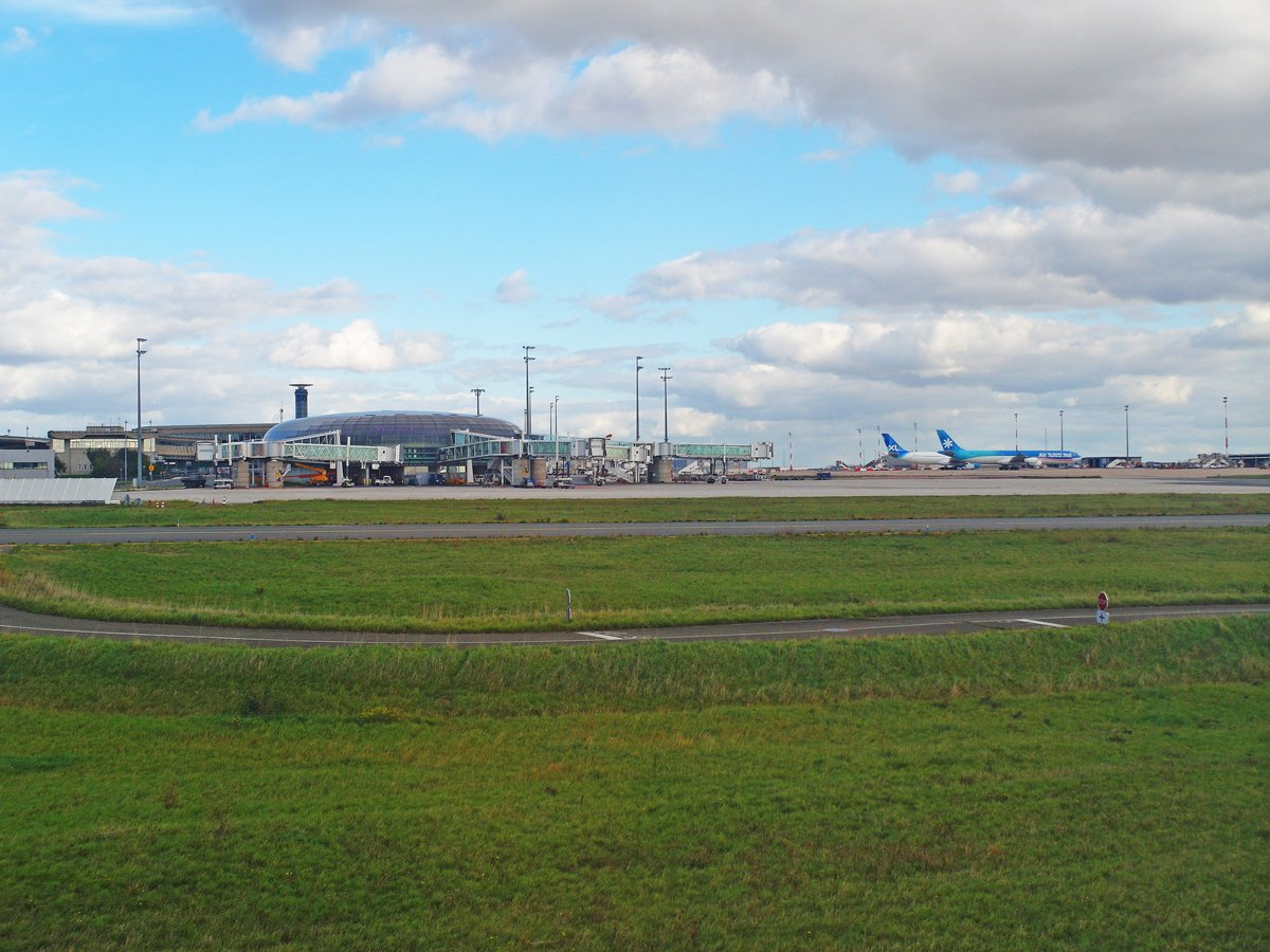 Терминал 1 аэропорта Париж Шарль-де-Голль