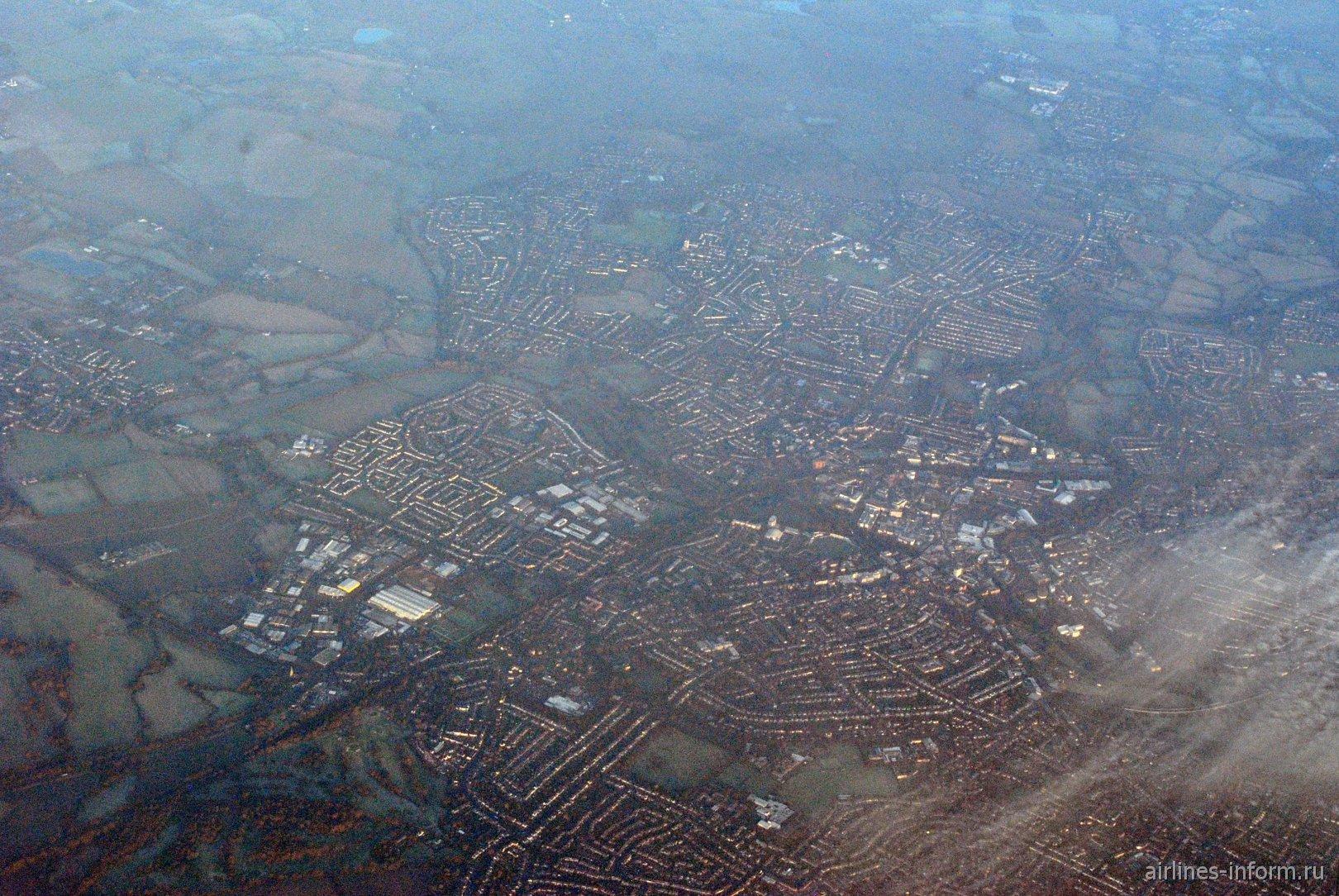 Город Хелмсфорд в Великобритании