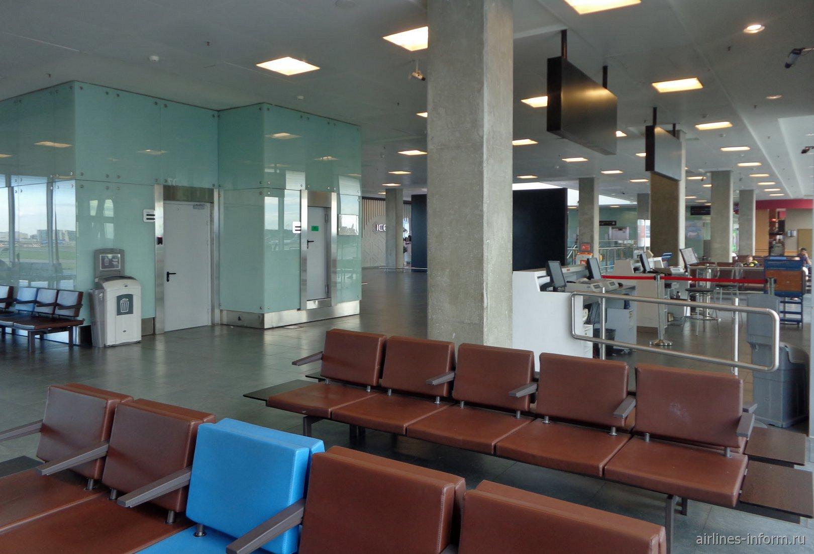 Выходы на посадку в аэропорту Санкт-Петербург Пулково