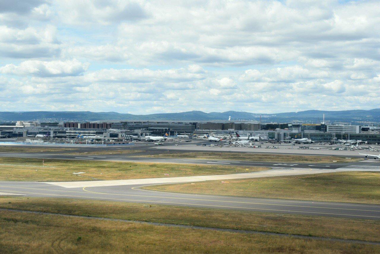 Пассажирские терминалы аэропорта Франкфурт-на-Майне