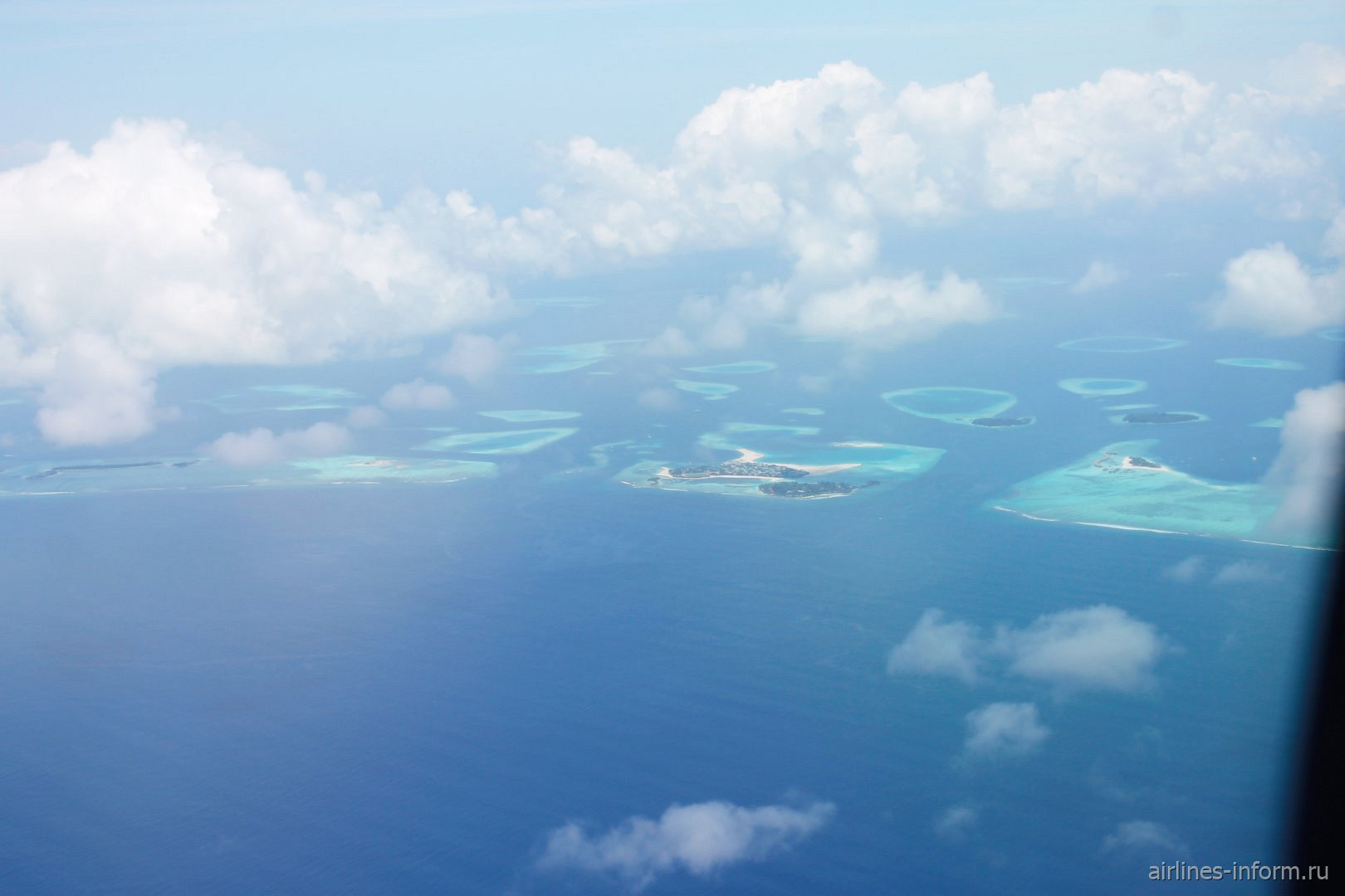 Атоллы Мальдивского архипелага