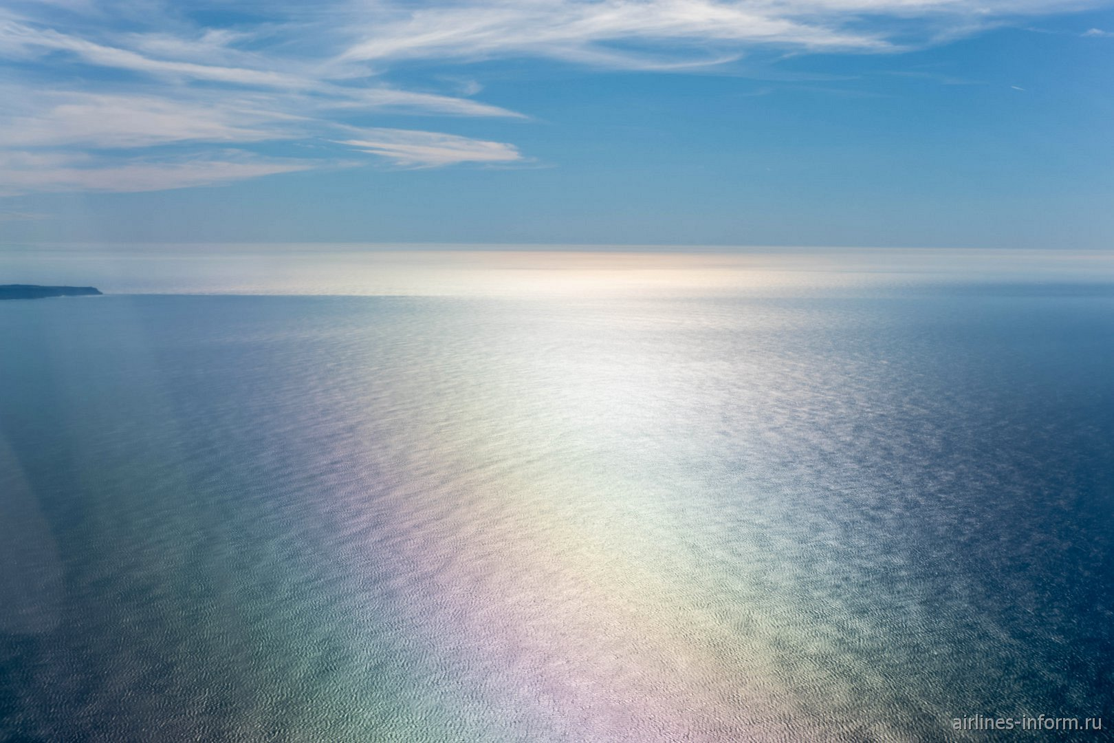 Атлантический океан вблизи Лиссабона