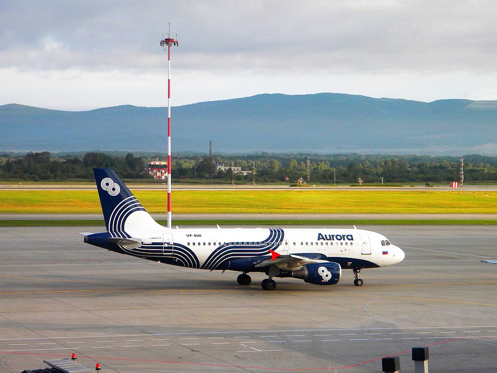 Фото Airbus A319 авиакомпании