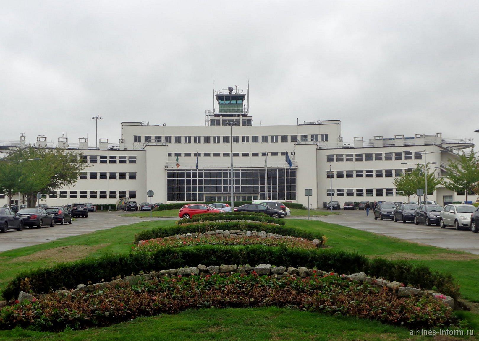 Исторический терминал аэропорта Дублин, построенный в 1941 году