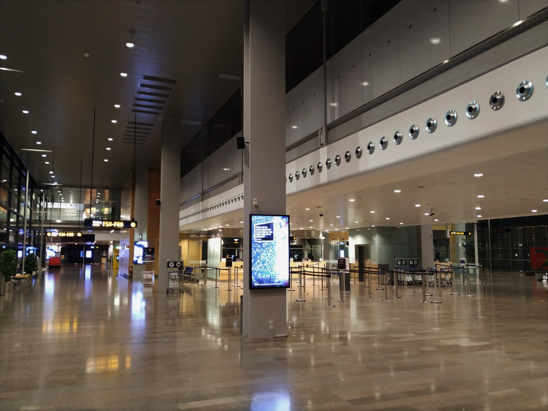 Выходы на посадку в терминале 5 аэропорта Стокгольм Арланда
