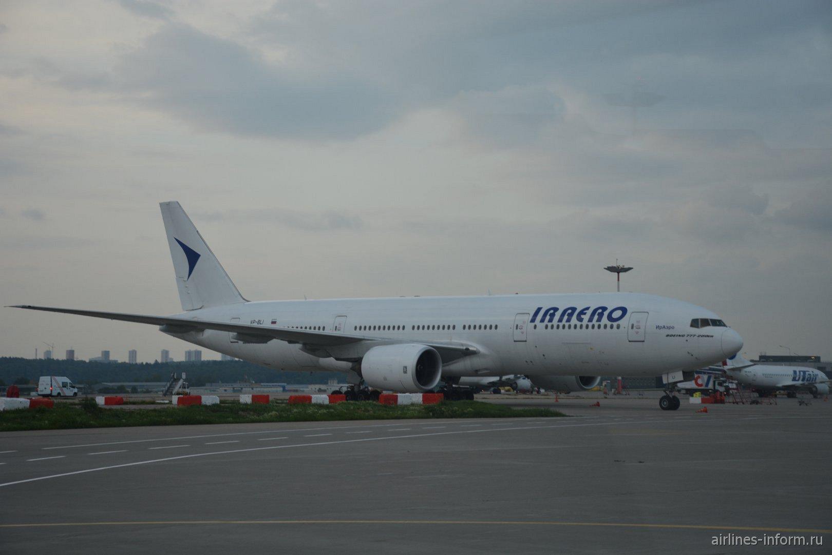 Боинг-777-200 авиакомпании