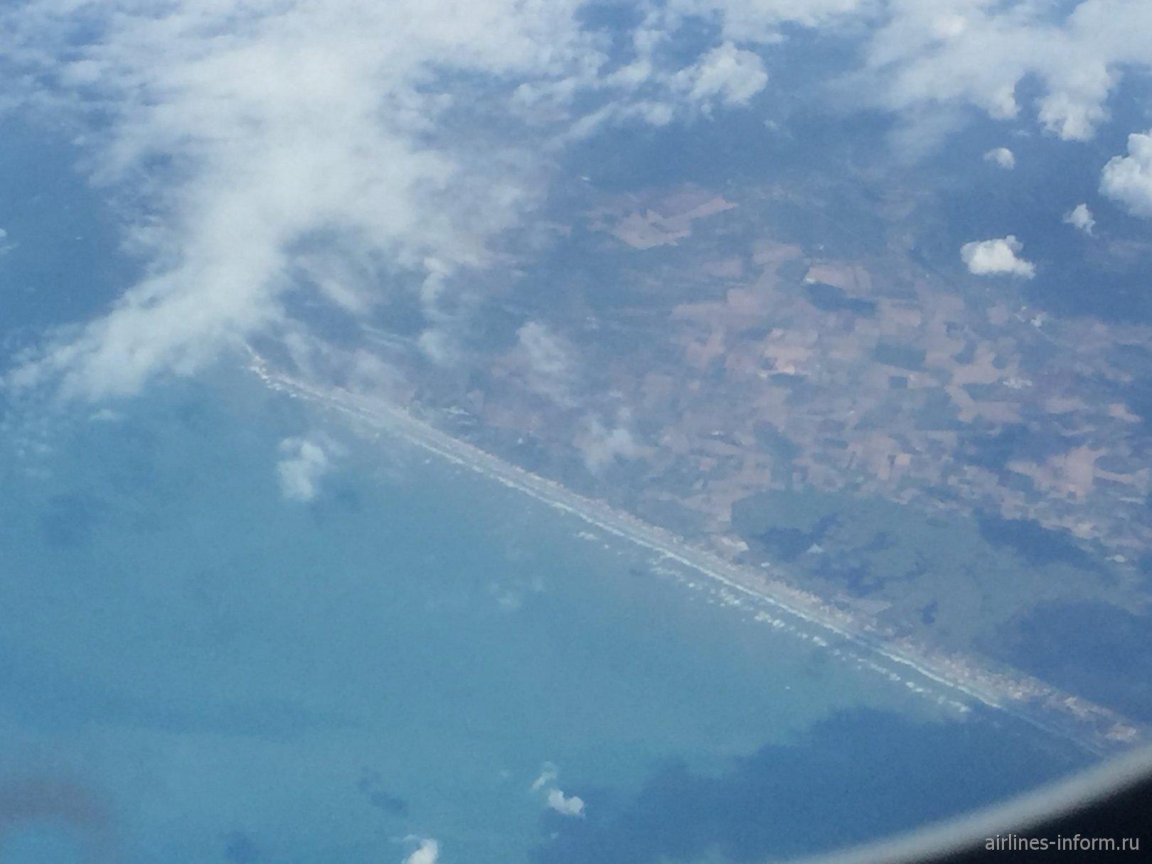 Побережье Хорватии у Адриатического моря