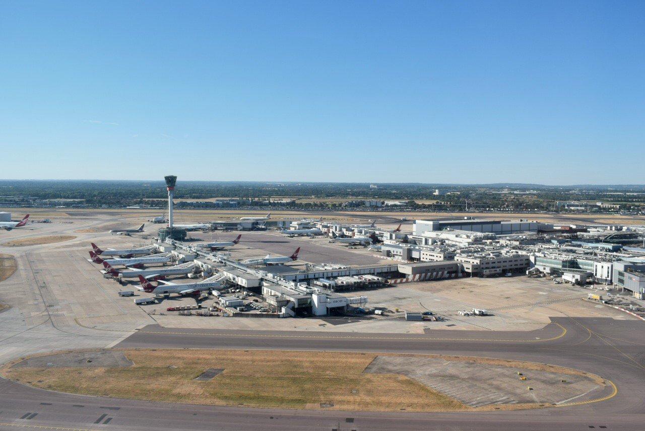 Терминал 3 аэропорта Лондон Хитроу