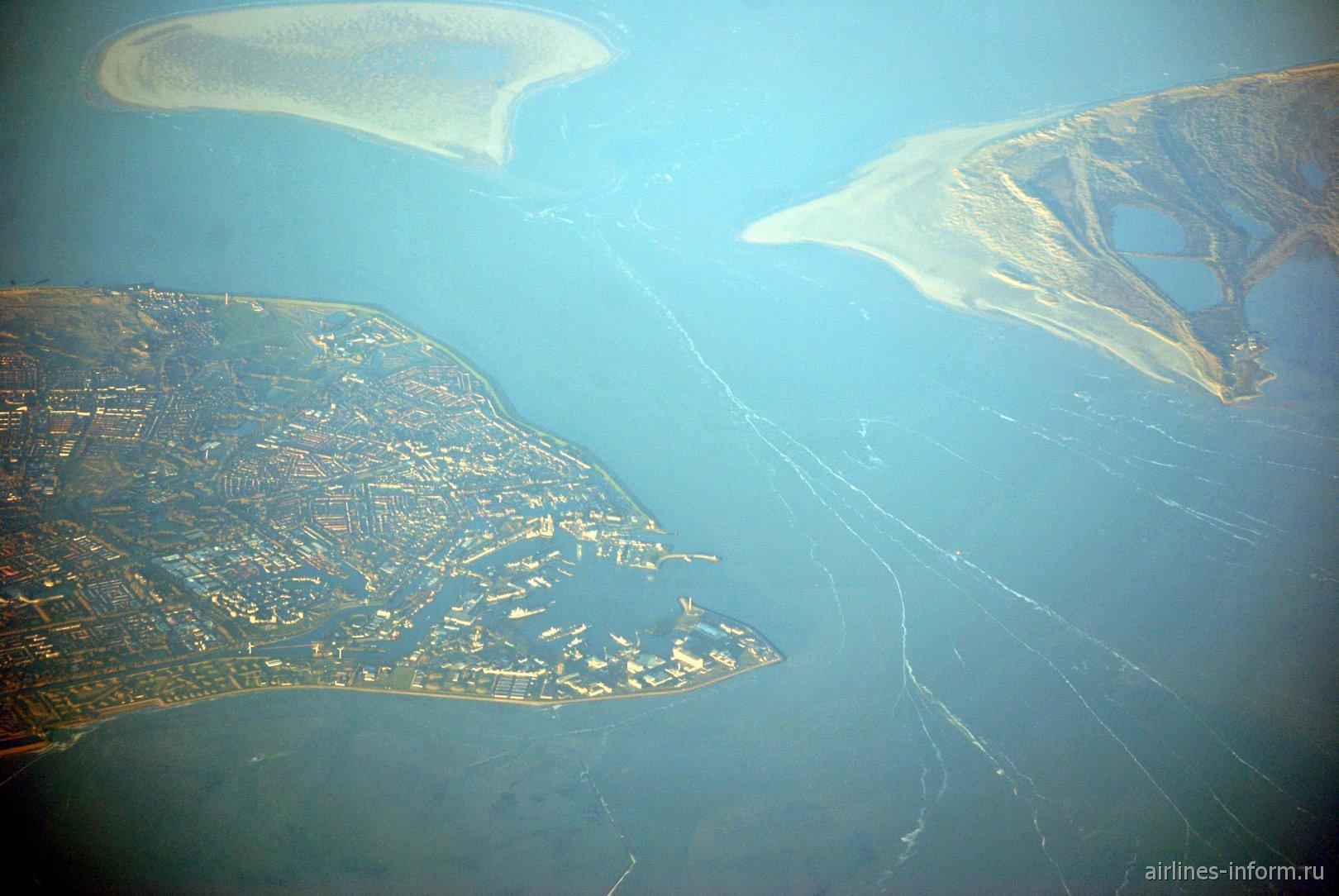 Голландский город-порт Ден-Хелдер