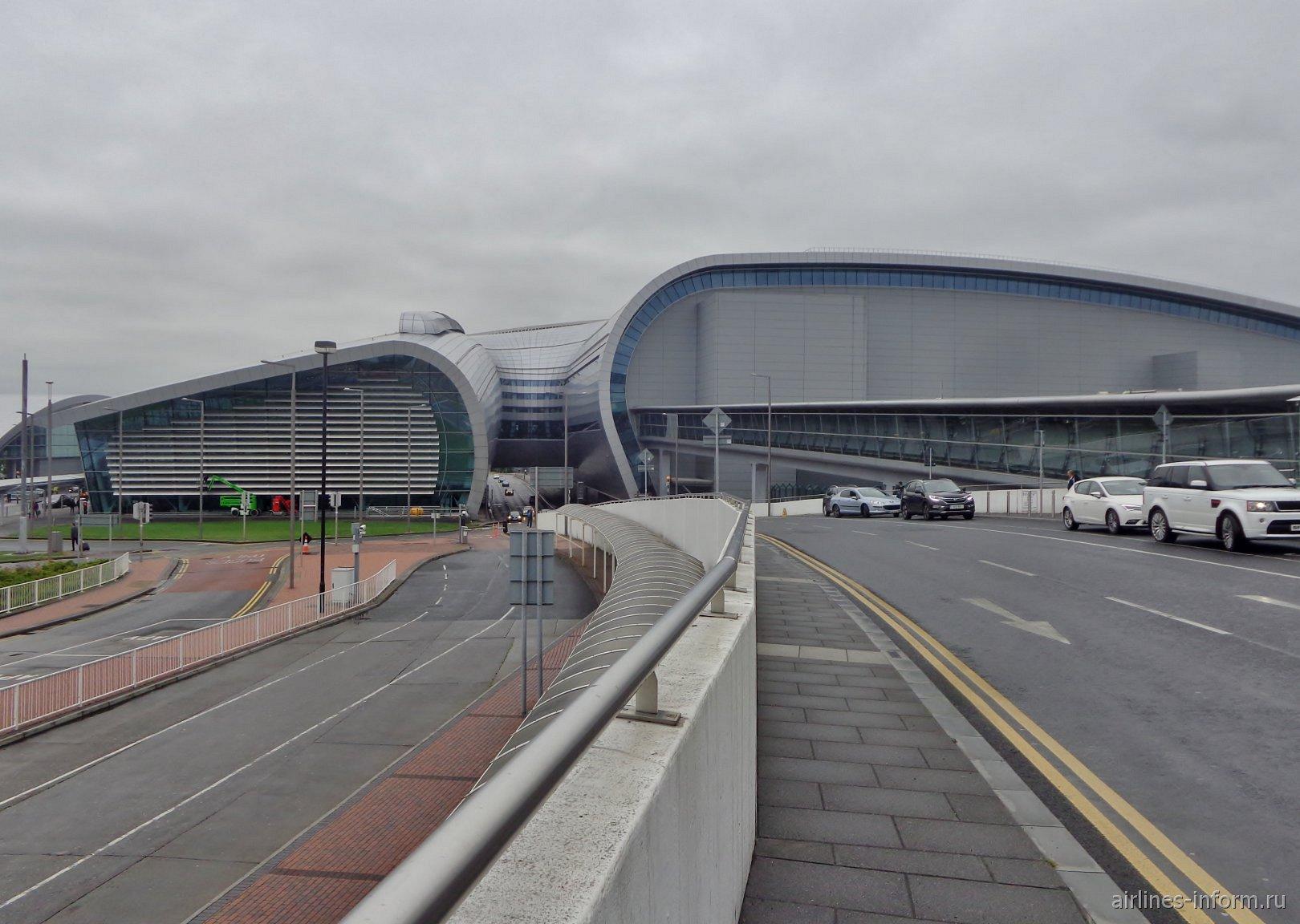 Терминал 2 аэропорта Дублин
