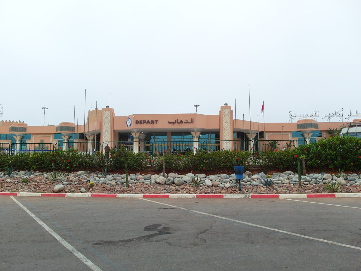 Аэропорт Агадир Аль-Массира