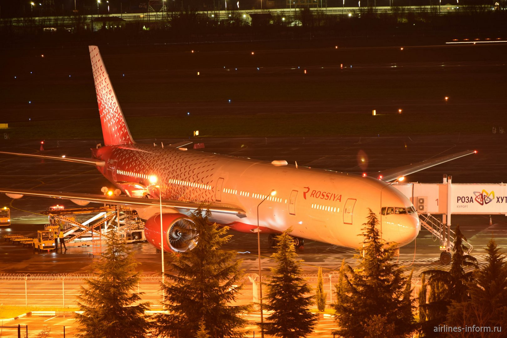 Боинг-777-300 авиакомпании