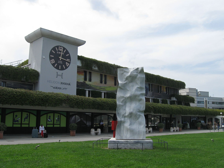 Пассажирский терминал аэропорта Пиза Галилео Галилей