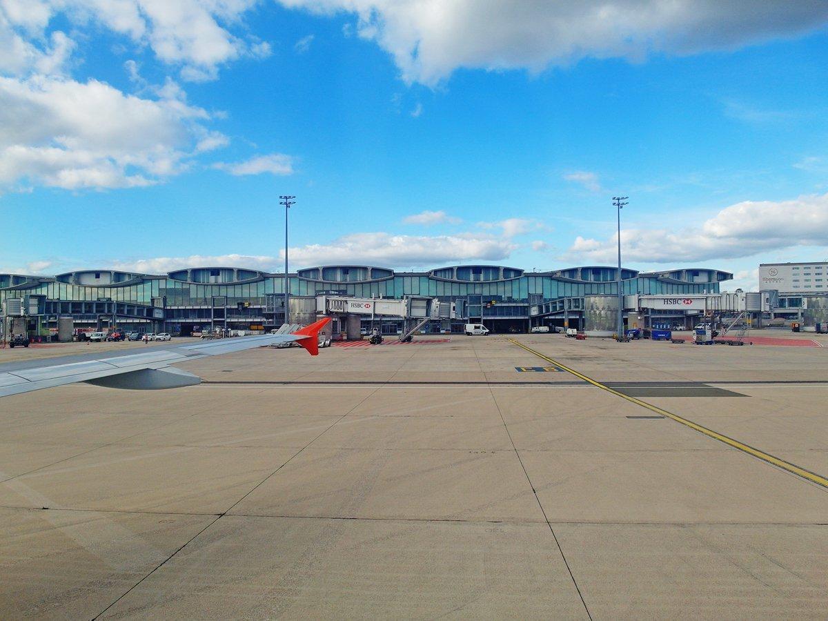 Терминал 2C аэропорта Париж Шарль-де-Голль