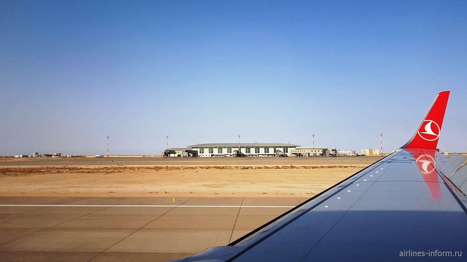 Аэропорт Нуакшот в Мавритании