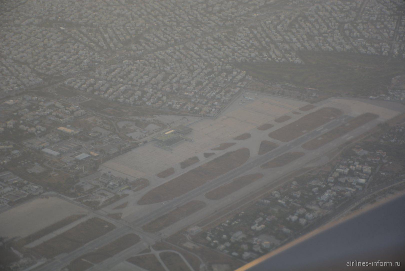 Аэропорт Эллиникон - бывший основной аэропорт Афин