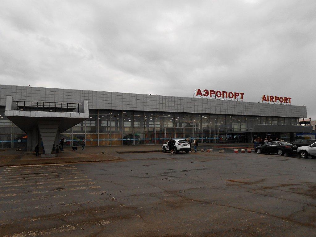 Аэровокзал аэропорта Волгоград Гумрак