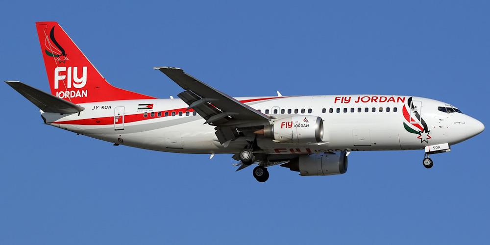 jordan airlines flights